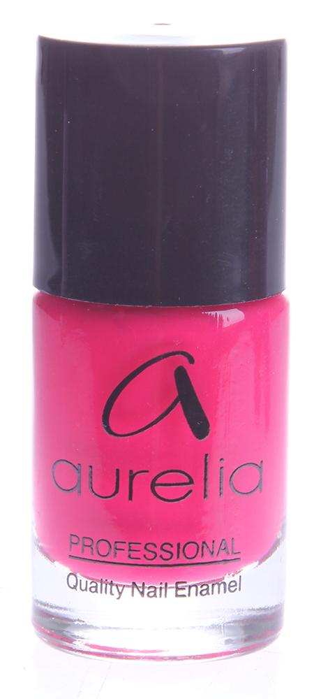 AURELIA 713 лак для ногтей / PROFESSIONAL 13млЛаки<br>Aurelia Professional &amp;mdash; лаки профессионального качества и эксклюзивных цветов на основе инновационных пигментов последнего поколения, часто обновляемые в соответствии с модными тенденциями сезона. Способ применения: Нанесите лак для ногтей, равномерно распределив по всей ногтевой пластине. Лак можно наносить на чистые ногти, но для более стойкого эффекта рекомендуется использовать базовое и верхнее покрытия.<br><br>Цвет: Красные<br>Виды лака: Глянцевые