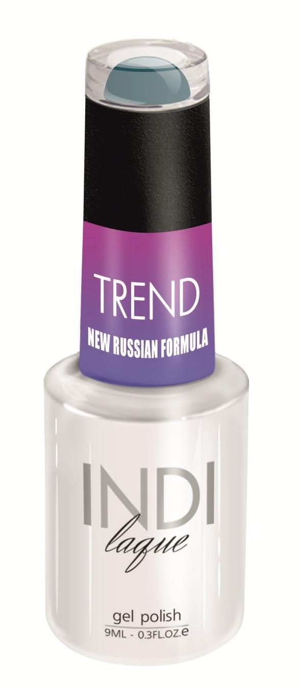 Купить RuNail 5093 гель-лак для ногтей / INDI laque Trend 9 мл, Зеленые
