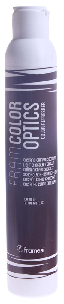 FRAMESI ��������� ������� �������� ���������-���������� / Light Chocolate Brown FRAMCOLOR OPTICS 180��