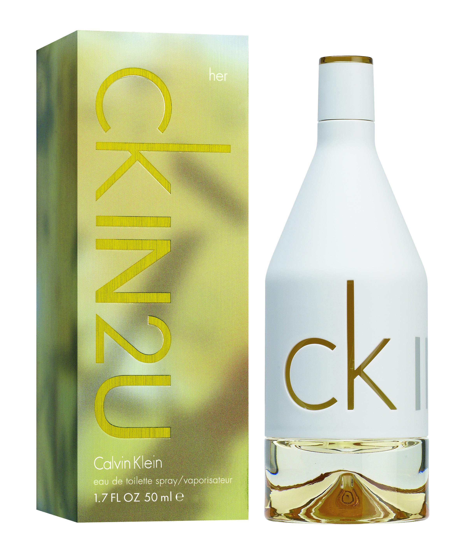 Купить CALVIN KLEIN Вода туалетная женская Calvin Klein Ck In2u 50 мл