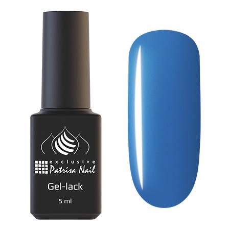 Купить PATRISA NAIL 717 гель-лак однофазный для ногтей Московская сага 5 мл, Синие