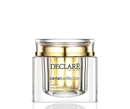 DECLARE Крем-люкс питательный с экстрактом черной икры для тела / Luxury Anti-Wrinkle Body Butter 200мл