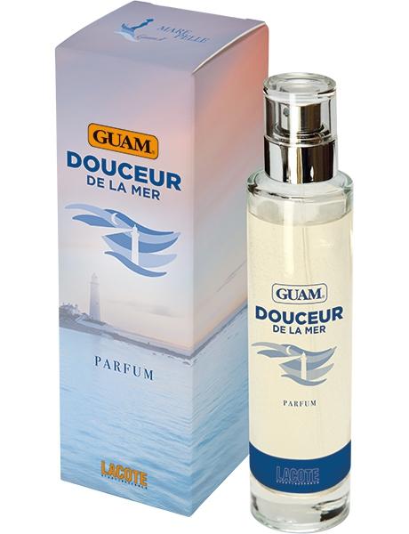 GUAM Вода парфюмерная Douceur / De LA MER, 50 мл -  Парфюмерия