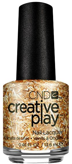 CND 488 лак для ногтей / Extravaglint Creative Play 13,6 мл