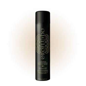 OROFLUIDO Лак для волос средней фиксации / OROFLUIDO MEDIUM HAIRSPRAY 500мл orofluido осветляющая пудра для бережного мелирования 240 гр