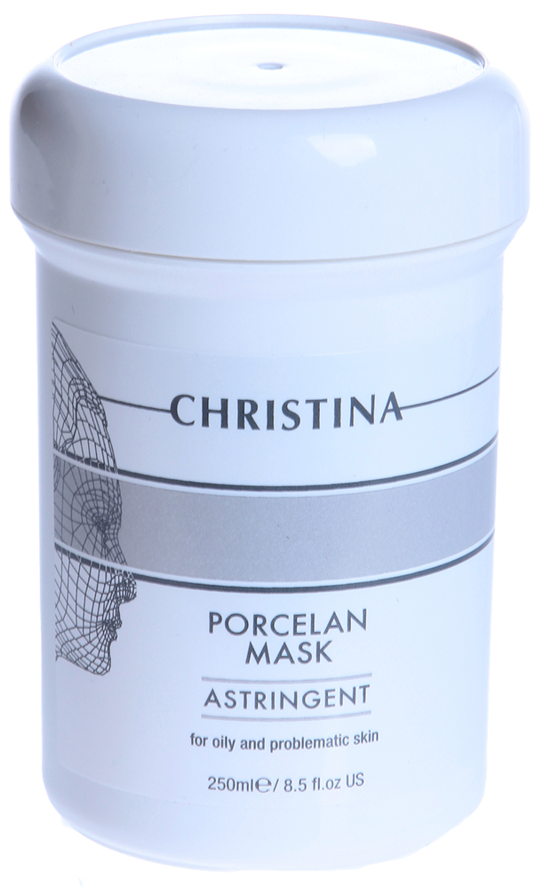 "CHRISTINA ����� �������������� ��� ������ � ���������� ���� ""��������"" / Astrigent Porcelan Mask 250��"