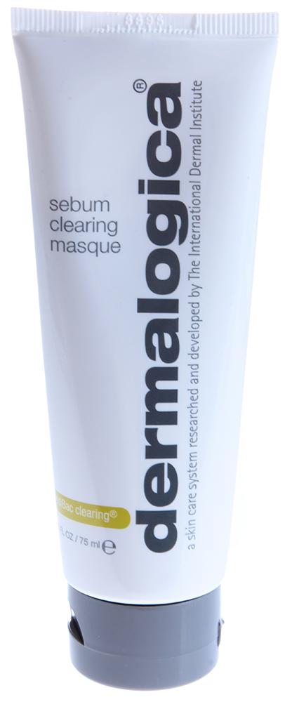 DERMALOGICA Маска очищающая себорегулирующая / Sebum Clearing Masque MEDIBAC 75млМаски<br>Себорегулирующая очищающая маска Sebum Clearing Masque уменьшает чрезмерную активность сальных желёз, предотвращает размножение бактерий и тем самым борется с образованием воспалений. Салициловая кислота успокаивает раздражения, способствуя очищению фолликулов. Конский каштан, ниацинамид, экстракт дрожжей, пантенол и кофеин нормализуют выделение себума. Экстракт таволги останавливает активность бактерий, порождающих воспаления, стимулирует естественные антибактериальные факторы.  Активные ингредиенты: Салициловая кислота, экстракт виноградных косточек, конский каштан, ниацинамид, экстракт дрожжей, пантенол, кофеин.  Способ применения: Нанесите на очищенную кожу лица и шеи ровным слоем, избегая области вокруг глаз. Можно использовать только на Т-зону. Оставьте на 10 минут, затем смойте теплой водой.<br><br>Вид средства для лица: Антибактериальный