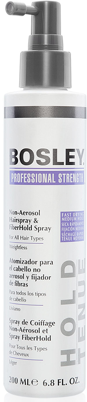 BOSLEY Спрей неаэрозольный для фиксации кератиновых волокон 200 мл bosley bosley bo043luguy46 page 11