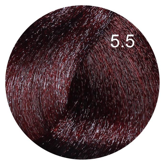FARMAVITA 5.5 краска для волос, светло-каштановый / LIFE COLOR PLUS 100 мл