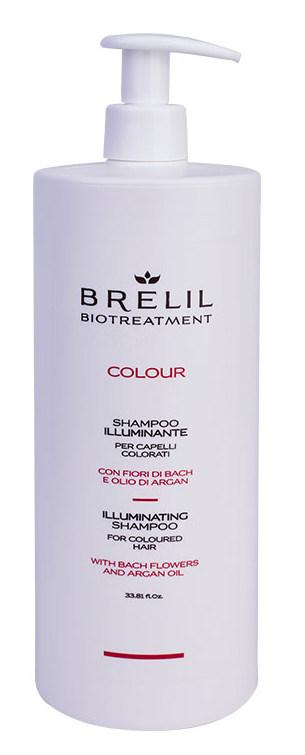 Купить BRELIL professional Шампунь для окрашенных волос / BIOTREATMENT Colour 1000 мл