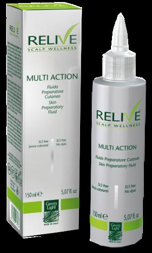 GREEN LIGHT Флюид многофункциональный / Relive Skin Preparatory Fluid 150 мл - Флюиды