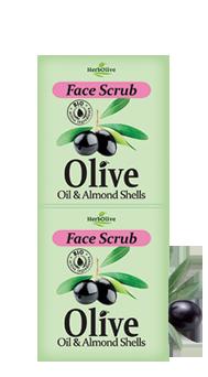 MADIS Крем-скраб для лица с миндалем / HerbOlive 2*8 млКремы<br>Бережно отшелушивает кожу, удаляя омертвевшие клетки. Придает ощущение мягкости и здорового сияния кожи. Идеально подходит для всех типов кожи. Активные ингредиенты: масло оливы и масло миндаля . Способ применения: рекомендуется применять 1-2 раза в неделю..<br><br>Тип: Крем-скраб