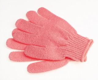 SIBEL Мочалка-перчатка цветн. Sibel -  Мочалки