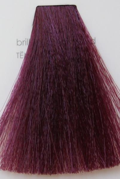 SHOT 6.2 краска с коллагеном для волос, темно-русый ирис / DNA COLOR 100 мл