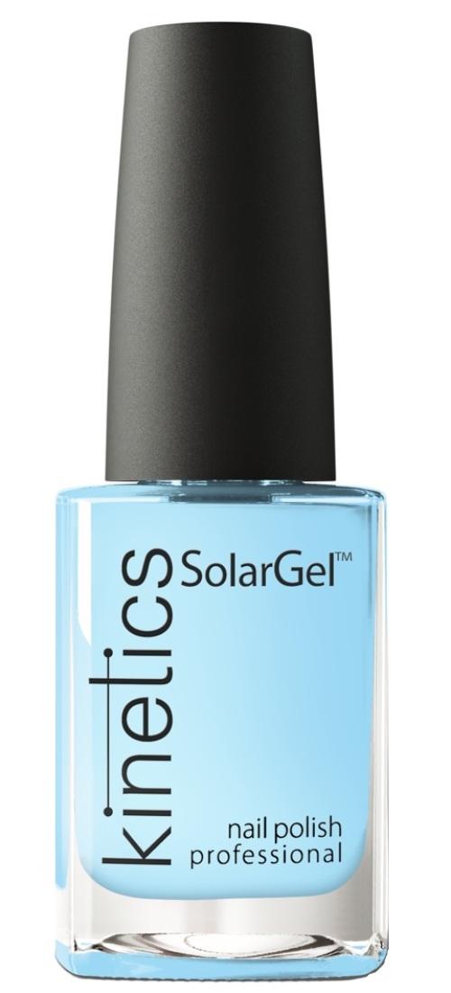 Купить KINETICS 466 лак профессиональный для ногтей / SolarGel Polish Guiltless 15 мл, Синие