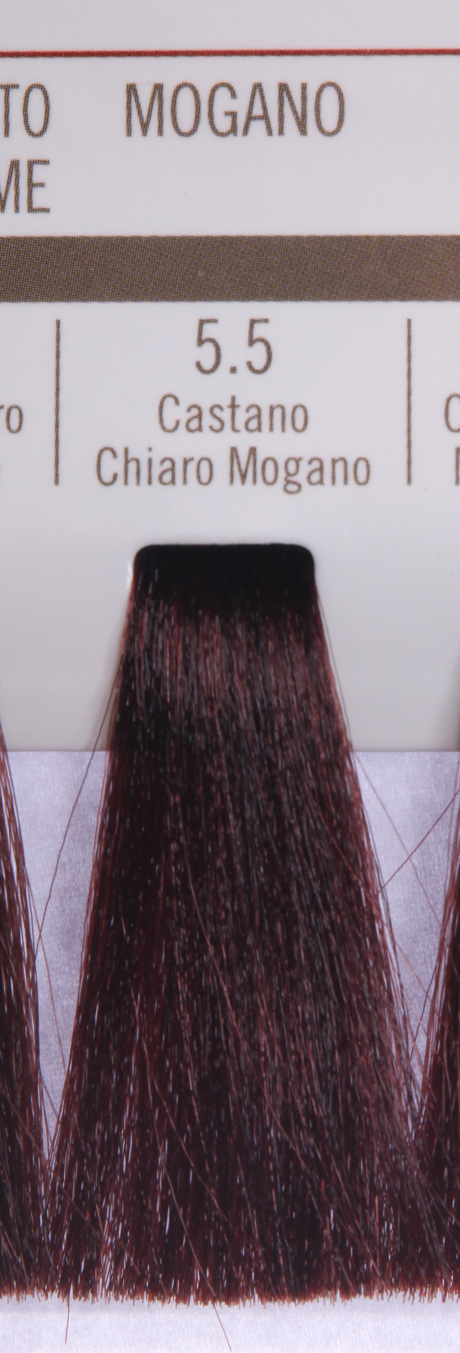BAREX 5.5 краска для волос / PERMESSE 100мл