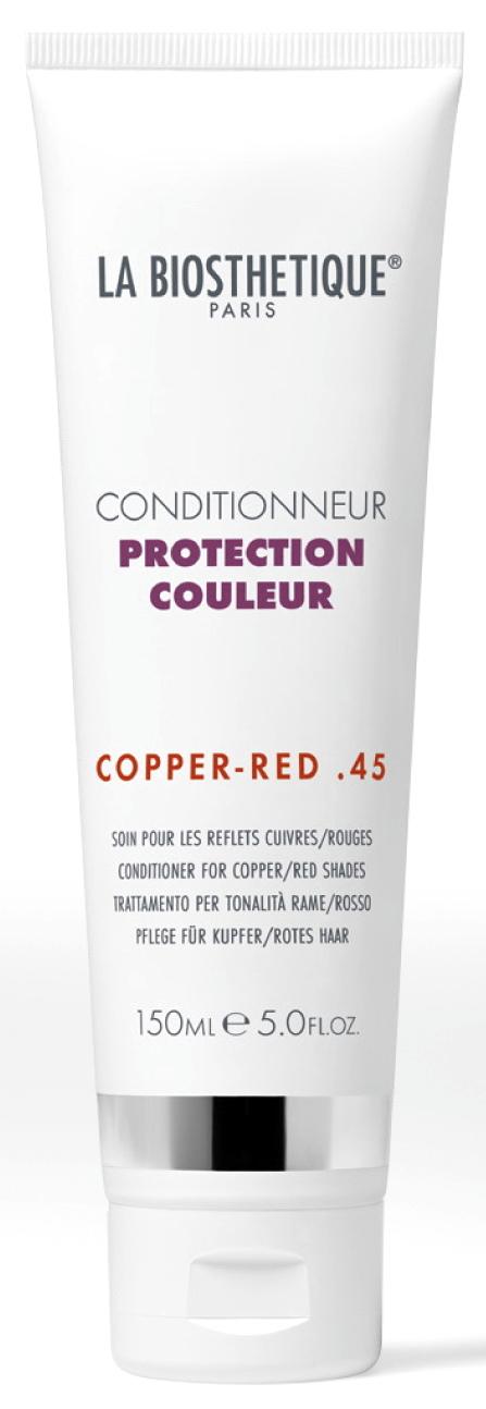 LA BIOSTHETIQUE Кондиционер для окрашенных волос, медные и красные оттенки / Conditrioner Protection Couleur Copper Red 45 150 мл