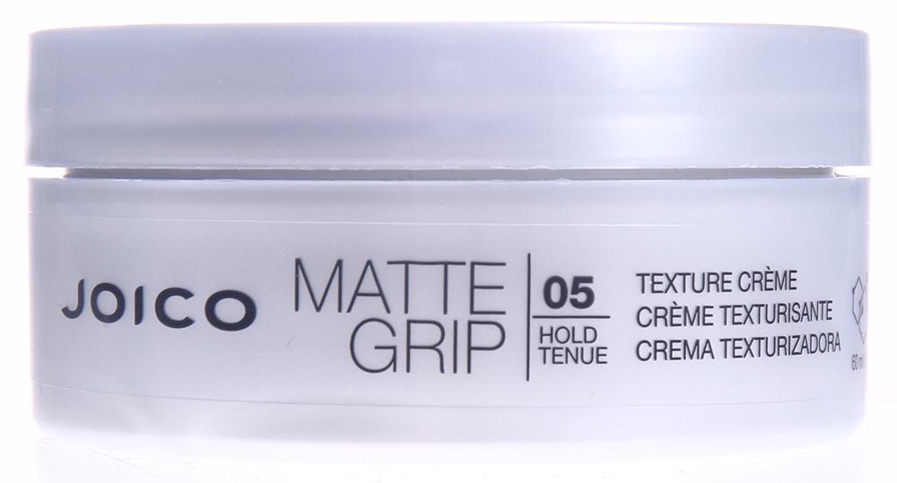 JOICO Крем текстурирующий матовый (фиксация 5) / STYLE &amp; FINISH 60млКремы<br>Придает волосам максимально податливую, естественно выглядящую текстуру и обеспечивает четкость деталей, создавая чистую, матовую поверхность. Устойчив к воздействию влаги. В формулу продукта входит технология AQUALASTICTM. Способ применения: разотрите между ладонями небольшое количество продукта, нанесите на подсушенные полотенцем волосы, распределяя средство по всей длине волос, точечно нанесите на кончики для выделения деталей (или более сильной фиксации).<br><br>Вид средства для волос: Текстурирующая