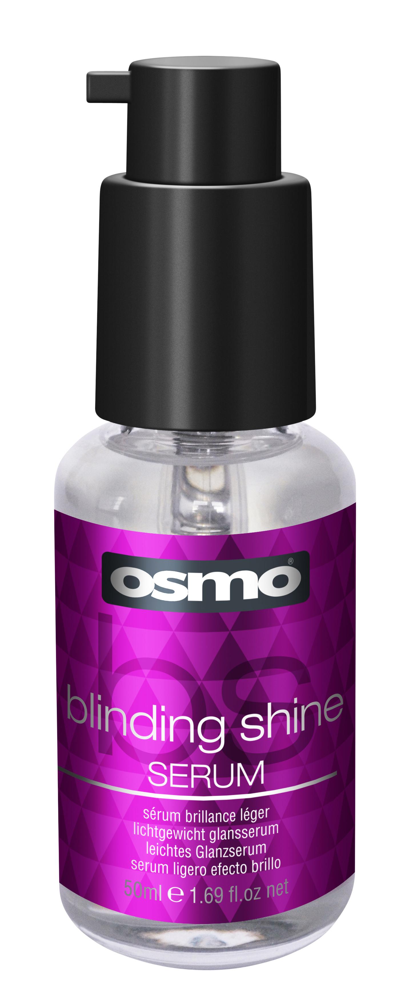 OSMO Сыворотка Ослепительный блеск / Blinding Shine 50мл