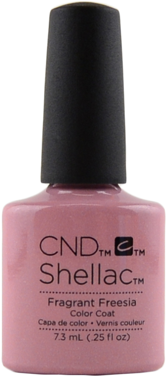CND 90792 покрытие гелевое / Fragrant Freesia SHELLAC 7,3 мл