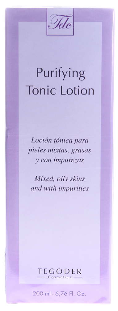 TEGOR Тоник очищающий для жирной кожи / Purifying Tonic Lotion COMPLEMENTARY 200мл