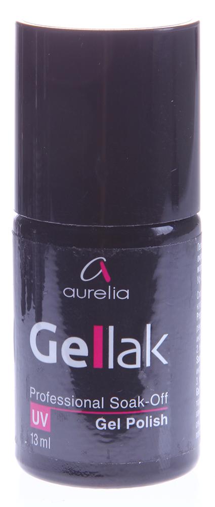 AURELIA 45 гель-лак для ногтей / GELLAK 13млГель-лаки<br>Преимущества и характерные свойства: Стойкость покрытия до 14 дней. Содержат ингредиенты, сохраняющие долгий блеск маникюра и исключающие скалывание и растрескивание. Благодаря сбалансированной рецептуре, гель-лаки легко наносятся и хорошо снимаются с ногтей с помощью специальной жидкости (без опиливания). Напоминаем, что покрытие гель-лак требует сушки в УФ-лампе. Для эффективной полимеризации гель-лака рекомендуется пользоваться UF-лампой мощностью не менее 36 Ватт!<br><br>Цвет: Красные<br>Виды лака: Перламутровые