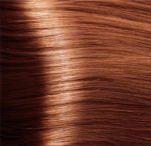 HAIR COMPANY 7 NOCCIOLA крем-краска русый ореховый золотистый / INIMITABLE COLOR Coloring Cream 100 мл.