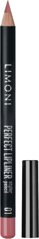 Купить LIMONI Карандаш для губ 01 / Perfect Lipliner