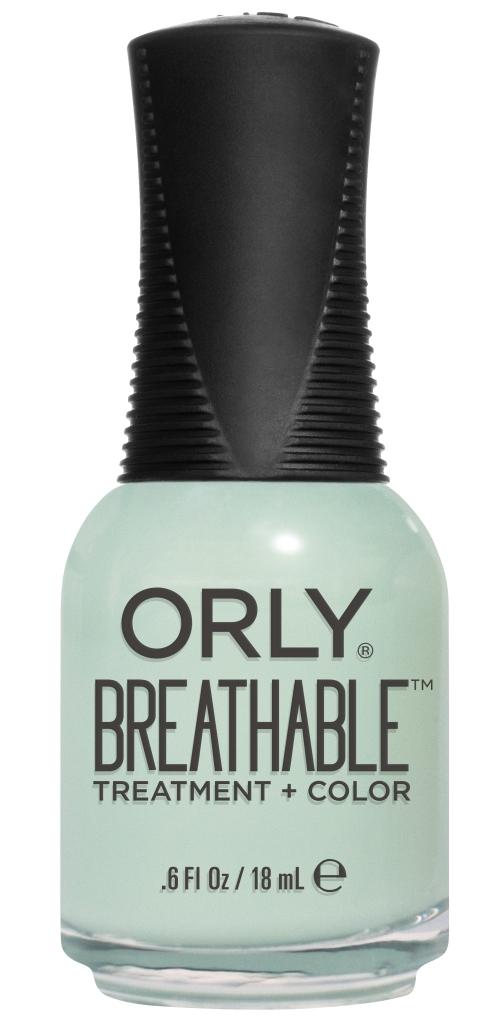 ORLY Уход профессиональный дышащий (цвет) за ногтями 917 FRESH START / Breathable 18 мл