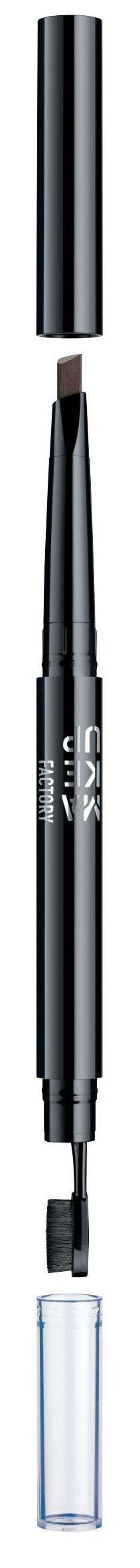 Купить MAKE UP FACTORY Карандаш автоматический для бровей, 10 темная Сепия / Triangle Brow Styler 0, 25 г