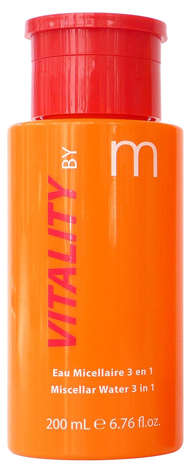 MATIS Вода мицеллярная 3 в 1 для снятия макияжа 200 мл