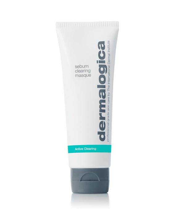 Купить DERMALOGICA Маска очищающая себорегулирующая для лица / Sebum Clearing Masque Active Clearing 75 мл