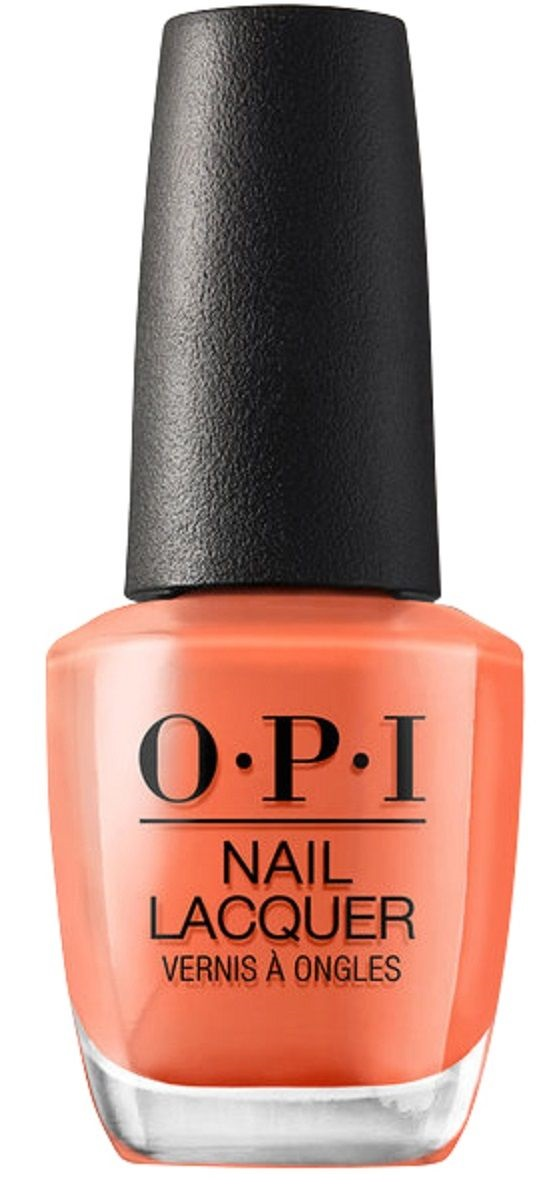 OPI Лак для ногтей / Summer Lovin' Having a Blast! Nail Lacquer 15 мл opi infinite shine nail lacquer no stopping me now 15 мл