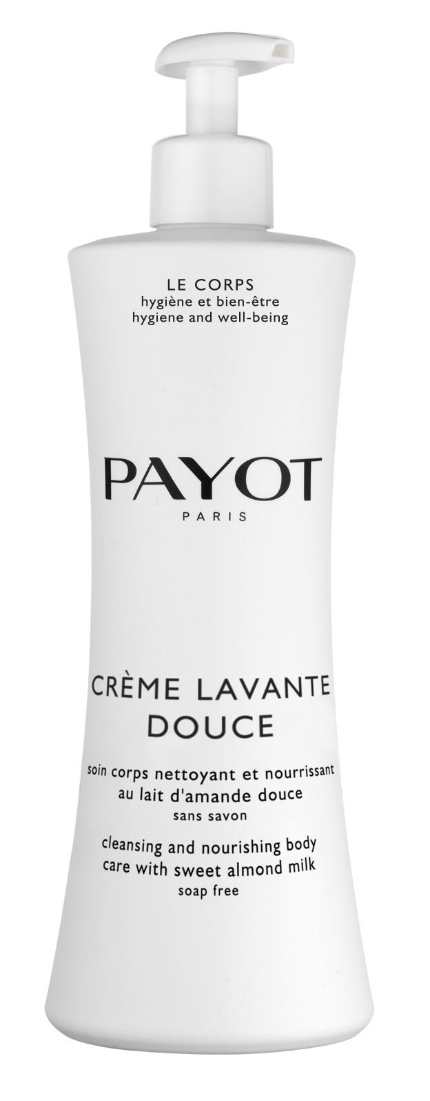 PAYOT Крем-пенка очищающая для тела / LE CORPS 400 мл кремовый скраб для тела 200 мл payot 8 марта женщинам