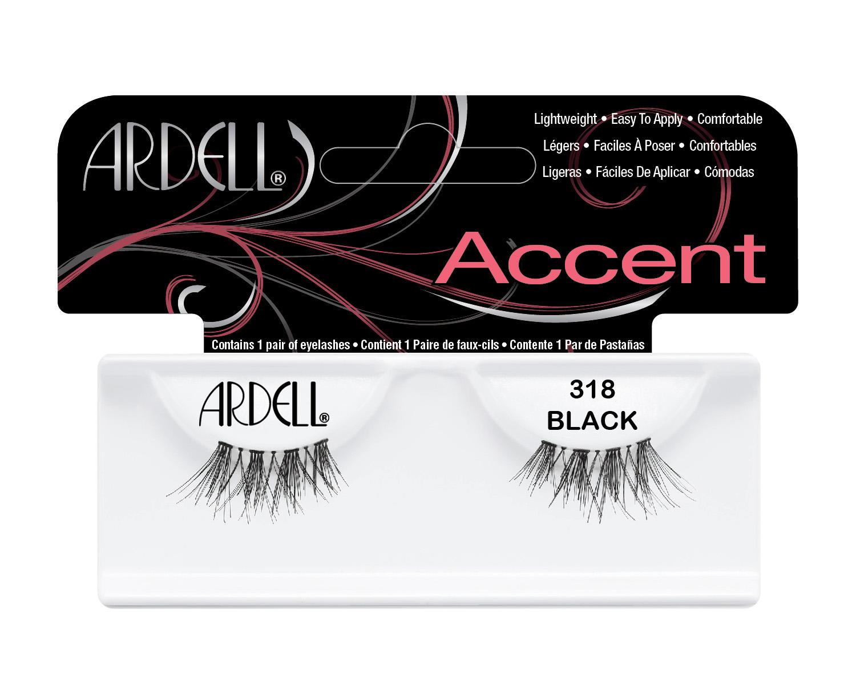 ARDELL Ресницы для внешних краев глаз 318 / Accents Lashes