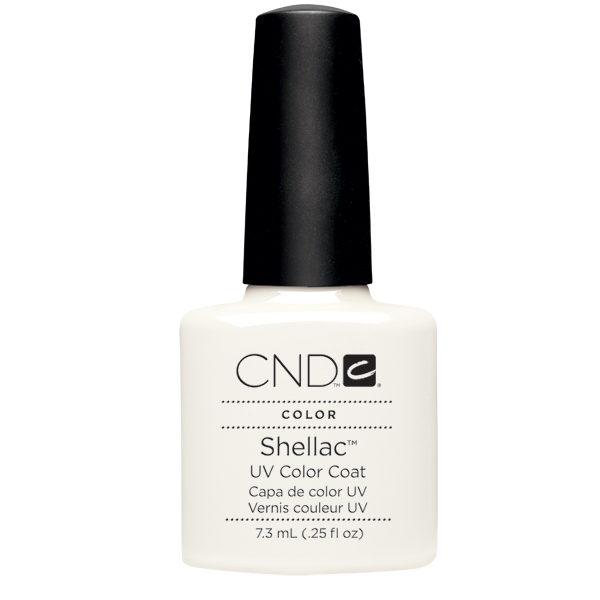 CND 026/58 покрытие гелевое / Studio White SHELLAC 7,3 мл - Гель-лаки