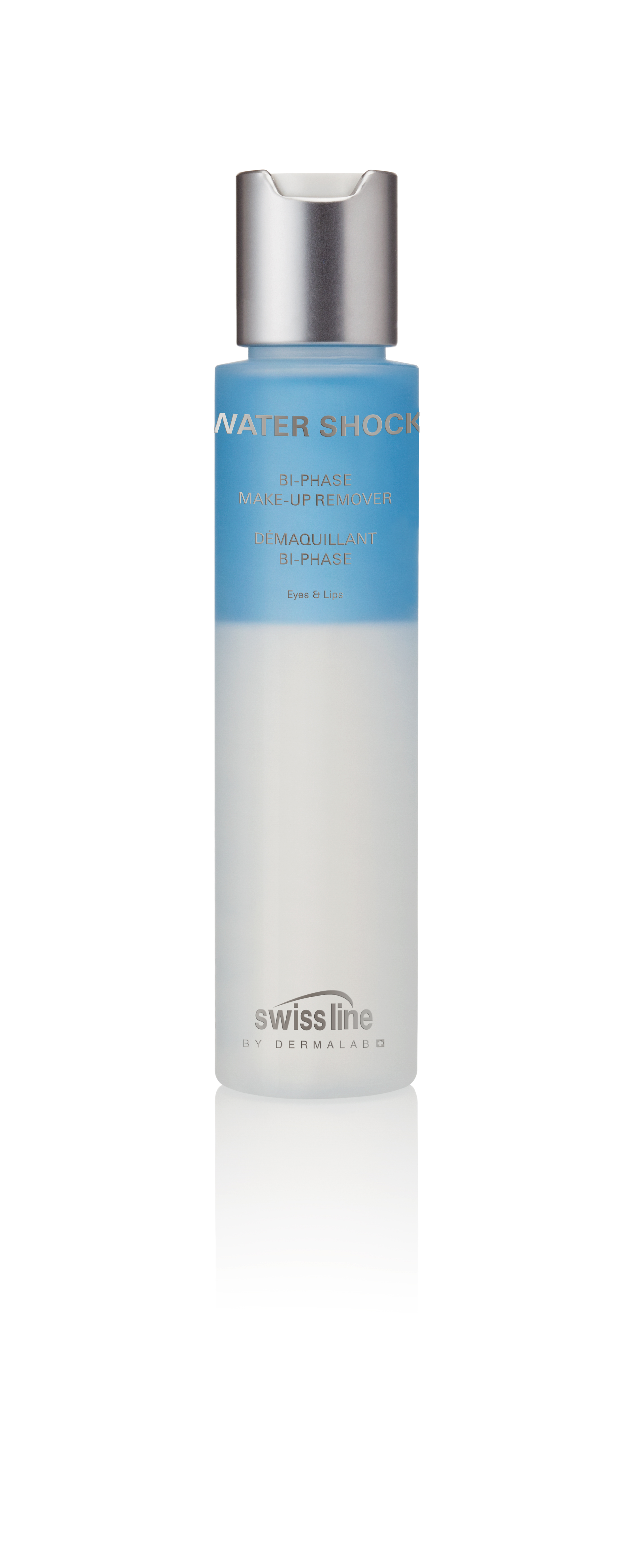 SWISS LINE Средство двухфазное для снятия макияжа с лица и глаз / Bi-phase make-up remover 100 мл