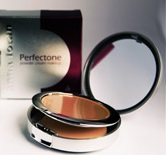 "ANNA LOTAN ���� ����� ""���������"" �115 / Perfectone Powder Cream Makeup Rose Tan 10��"