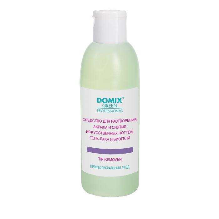 DOMIX Средство для растворения акрила и снятия искусственных ногтей, гель-лака и биогеля / Tip Remover DGP 200 мл