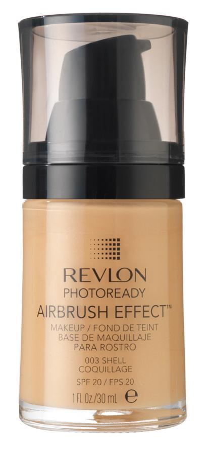 REVLON Крем тональный 003 / Photoready Airbrush Effect Makeup Shell - Тональные основы