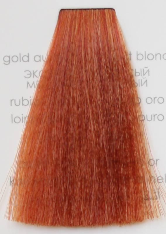 Купить SHOT 9.43 краска с коллагеном для волос, экстра светло-русый медный золотистый / DNA COLOR 100 мл, Золотистый и медный