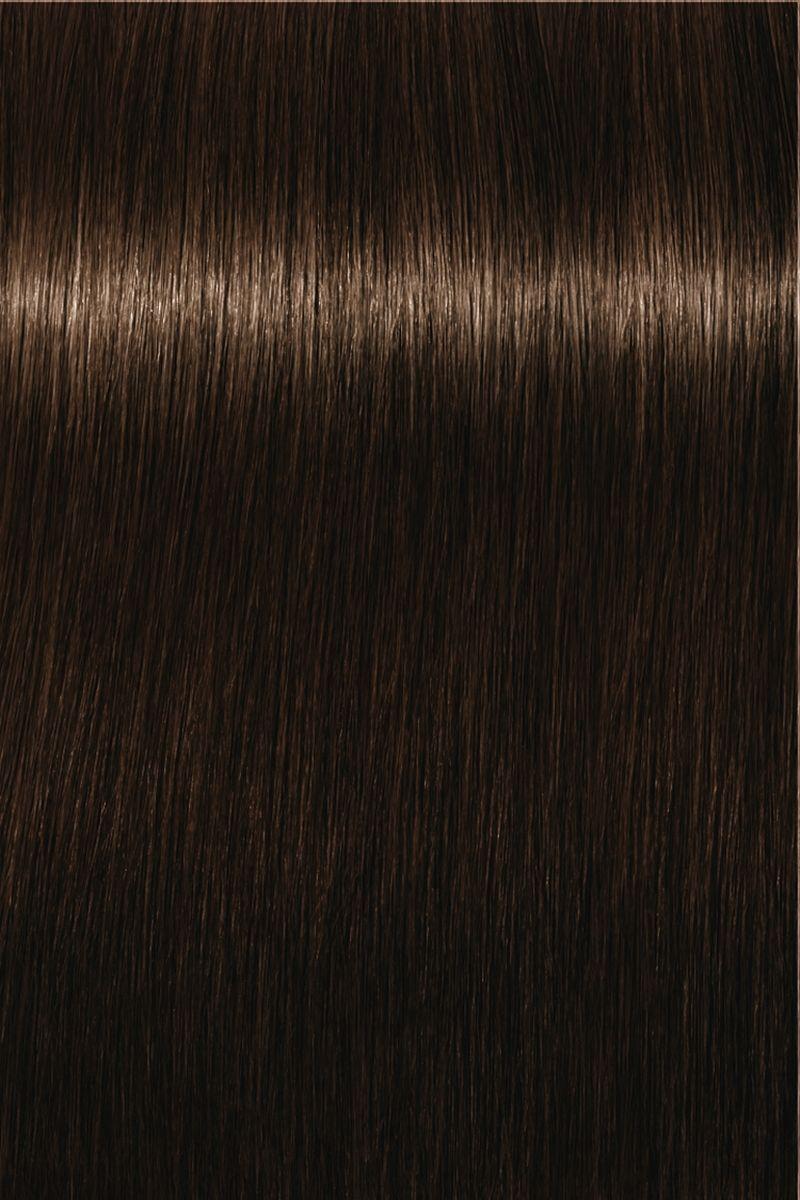 INDOLA 4.86 краситель перманентный, средний коричневый шоколадный красный / RED&FASHION 60 мл  - Купить