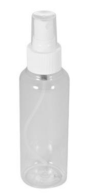 IRISK PROFESSIONAL Бутылочка пластиковая прозрачная с распылителем 100 мл