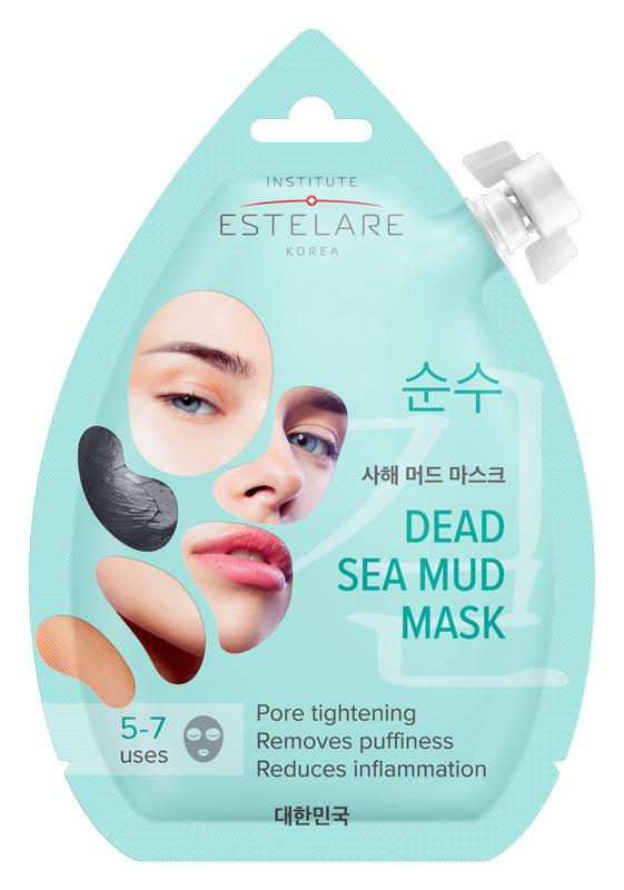 ESTELARE Маска успокаивающая с грязью мертвого моря для лица / Estelare 20 мл.