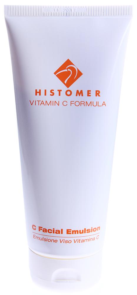 HISTOMER Эмульсия массажная с витамином С / C Facial Emulsion VITAMIN C FORMULA 200 мл - Эмульсии
