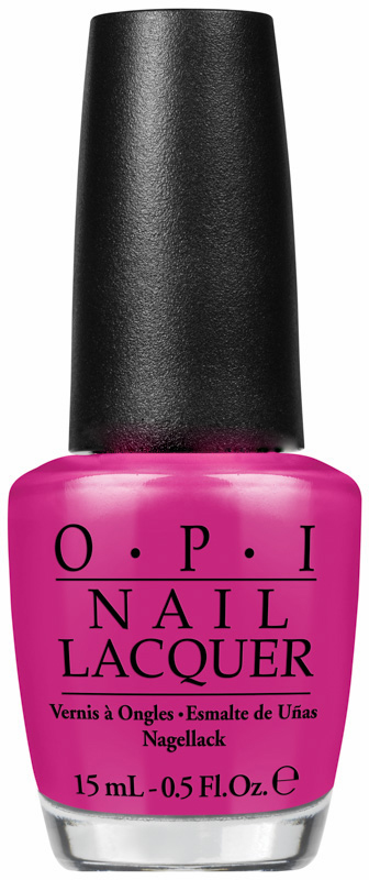 OPI Лак для ногтей The Berry Thought of You / Brights Edition 15мл opi лак для ногтей it s in the cloud softshades pastel 15мл