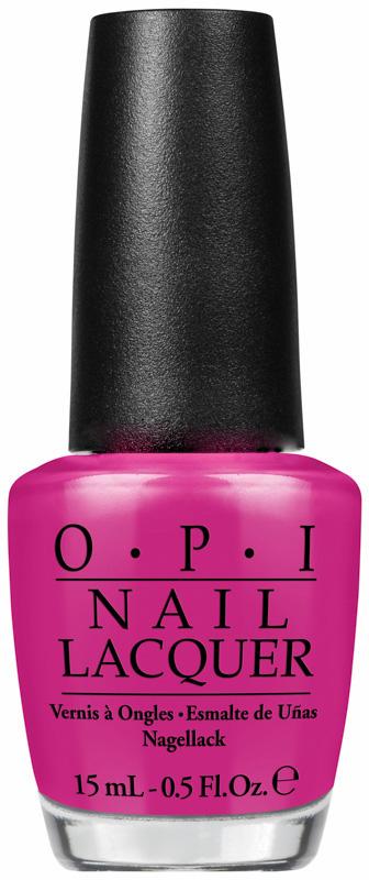 OPI Лак для ногтей The Berry Thought of You / Brights Edition 15млЛаки<br>Лак для ногтей Ягодные мысли о тебе - я мыслю, следовательно я надену... этот вкусный ягодный. (текстура крем). Насыщенный, долговечный, блестящий цвет. OPI - это знаменитые оттенки, которые никогда не выйдут из моды: - быстрое нанесение в два слоя: эксклюзивная кисть ProWide для гладкого ровного покрытия; - долговечный цвет: устойчивое к сколам покрытие, стойкий блеск; - восхитительные коллекции: новые актуальные оттенки выпускаются 7 раз в год; - инновационные текстуры и покрытия: шаттер, жидкий песок и другие, OPI следит за развитием технологий; - легендарные названия оттенков: самые обсуждаемые названия лаков в мире. Способ применения: нанесите на ногти 1-2 слоя цветного лака после нанесения базового покрытия, для неоновых и ярких лаков желательно использовать специальное базовое покрытие Put a Coat On!. Для придания прочности и создания блеска затем рекомендуется использовать верхнее покрытие.<br><br>Цвет: Розовые<br>Объем: 15 мл<br>Виды лака: Глянцевые