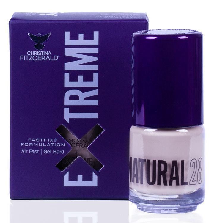 Купить CHRISTINA FITZGERALD Лак для ногтей 28 / NATURAL EXTREME 15 мл