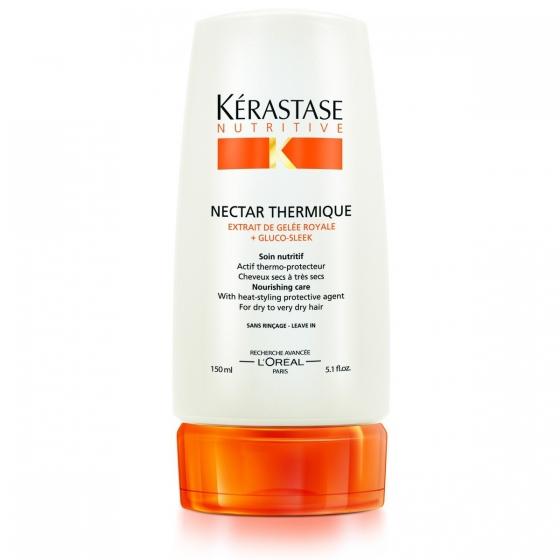 Купить KERASTASE Термо-уход перед укладкой для всех типов сухих волос / НУТРИТИВ 150 мл