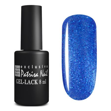 Купить PATRISA NAIL R13 гель-лак для ногтей Две стихии 8 мл, Синие